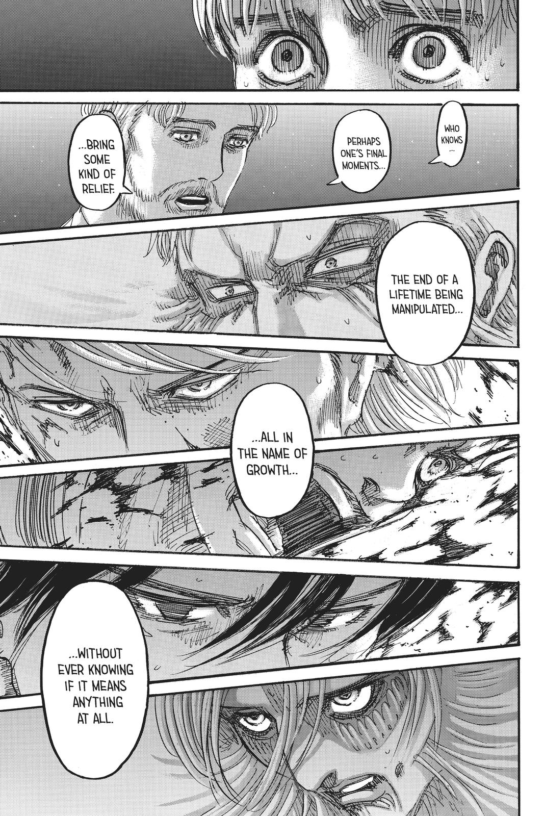 Shingeki No Kyojin Chapter 137 Read Shingeki No Kyojin Manga Online A century ago, the grotesque giants known as titans appeared and consumed all but a few thousand humans. shingeki no kyojin chapter 137 read